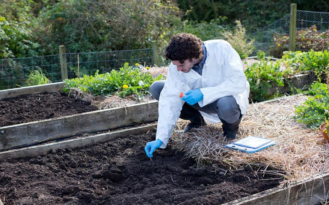 The Dirt on your soil – Classifying your soil
